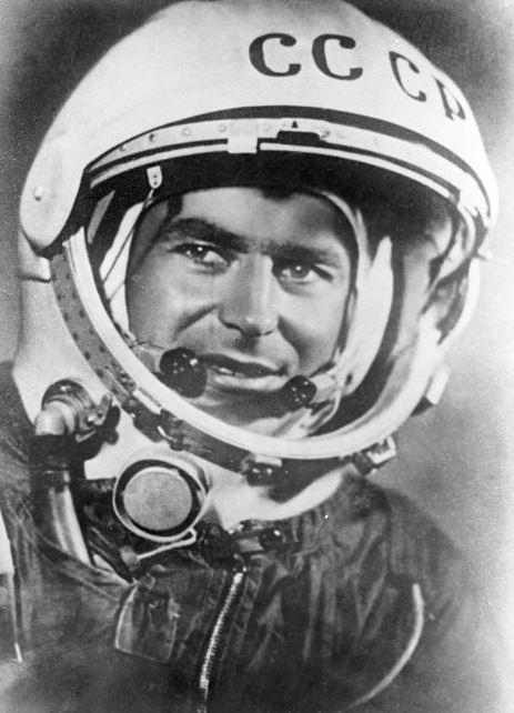 Лётчик-космонавт Герман Титов
