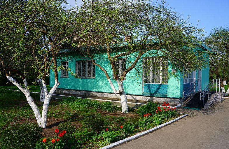 Дом-музей родителей Гагарина в городе Гагарин (Гжатск)